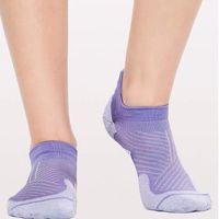 LULU MISMO YOGA YOGA Malla transpirable Anti Olor Calcetines Funcionales Fitness Running Socks Toalla Calcetines de abajo C0224