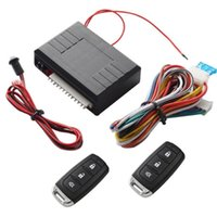 Alarm & Security 12v Universal Auto Car Power Door Lock Actuator Motor 4 Pack Remote Control Central Locking Keyless Entry System