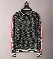 2021 Высокое качество Мужская Толстовка с длинным рукавом Мужчины Женщины Дизайнер Свитер Толстое Письмо Письмо Пуловер с капюшоном Устройство модного свинца