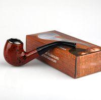 Początkujący Drewniany Kolor Plastikowy Tobacco Palenie Papieros Pochwyta Ręka Uchwyt Z Metalową Miską Pokrywa Skrzynka detaliczna Pudełko Filtr Akcesoria Akcesoria Narzędzia