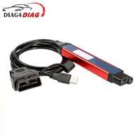 Strumenti diagnostici SDP3 VCI3 V2.46 Tester per ScanI V2.47.2 Camion per impieghi gravosi WiFi VCI 3 Aggiornamento Full Chip BUS OBDII Scanner Interfaccia USB