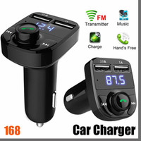 FM-передатчик AUX модулятор Bluetooth Handsfree Car Kit Car Audio MP3-плеер с 3.1A быстрый зарядки двойного USB автомобильное зарядное устройство