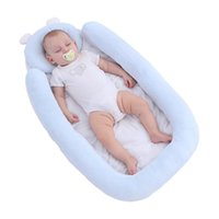 Baby Cribs Sale Promotion Infant Sleeping Bionic Toddler Bed Children Outdoor Travel Picnic Cots Kids Mats Plush Portable Sleeps