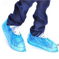 구두 커버 일회용 신발 부츠 커버 가정 부직포 부츠 미끄럼 방지 방지 갈퇴 젖은 신발 Cover HWB8352