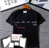 الرجال مصمم القمصان الرجال النساء إلكتروني المطبوعة بلايز أزياء الصيف قصيرة الأكمام تيز قمم حار بيع 9 أنماط تنفس القمصان