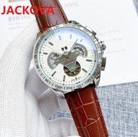 Mens Big Dial Famous Watch 48mm 2813 Automatic Movement SS Men Mechanical Designer men's sports Watches montre de luxe Wristwatches