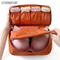 Bolsa de almacenamiento de la bolsa de almacenamiento del sujetador de las mujeres, bolsa de la bolsa de la ropa de la ropa interior, bolsa de viajes de las señoras, bolsa de la habitación C0315