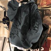 Shujin Uomini Felpa con cappuccio Justin Bieber PrintedMiley Face For and Donne Hip Hop Pullover Winter Fleece Felpe con cappuccio Casual Tracksuit Top