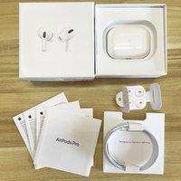 1: 1 AAAA + Apple per AirPods Pro Air Gen 3 Auricolari wireless Auricolari auricolari Ricarica Rinomina GPS Cuffie Bluetooth PK PODS 2 AP PRO AP2 AP3 AURBUDS 2D Generazione