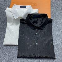 2022 المصممين الرجال اللباس قمصان الأعمال الأزياء عارضة قميص العلامات التجارية الرجال القمصان الربيع يتأهل قمصان قميص دي انطلاق