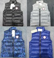 2022 겨울 남성 탑 Qaultiy 다운 조끼 재킷 패션 트렌드 코 튼 패딩 자켓 커플 두꺼운 따뜻한 남자 여성 가벼운 다운스 조끼