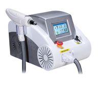 Trending Güzellik Ekipmanları 1064nm 532nm 1320nm ND YAG Lazer Dövme Temizleme Makinesi Lase Salon Merkezi için Tatto Kaş Pigment Kullanımı Kaldır