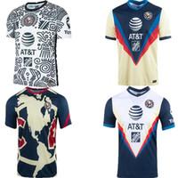 21 22 Liga Club America Third Soccer Jerseys 20 21 جيوفاني كاستيلو أمريكا الثالث لكرة القدم قميص كيت camiseta دي فوتبول الرجال كيت مخصص