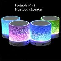 Portable A9 LED MINI Wireless Bluetooth Speaker TF USB Music Sound Box