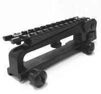 Maniglia detalabile in metallo tattico professionale con vista posteriore per il fucile M4 M16 AR15