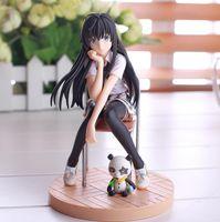 14.5 cm Yukinoshita Yukino Anime Action Figure Benim Genç Romantik Komedi Snafu PVC Oyuncak Yeni Koleksiyon Rakamlar Oyuncaklar