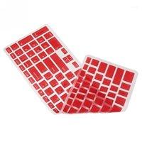 Translucent Gel Silikon Laptop Notebook Tastaturabdeckung Hautschutz Schutzfolie für 15Inch11