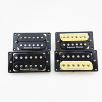 Seymour Duncan Guitar Electric Guitar Doppio Humbucker Pickups 4c Zebra / Black 1 Set Guitar Parts