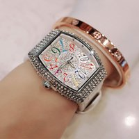 Designer Watch Brand Table Luxury ES FM Frank Sky Star Herren Real Belt Yacht Diamond Barrel Frauen Student