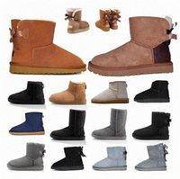 2021 مصمم ug ugg uggs إمرأة أستراليا الأسترالية الأحذية النساء الشتاء الثلوج الفراء فروي الحرير التمهيد الكاحل الجوارب الجلود في الهواء الطلق الأحذية V2SM #