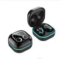 S6 SE 플러스 TWS 이어폰 편안한 미니 버튼 블루투스 이어폰 하이 엔드 방수 HIFI 사운드 Binaural Call Earpieces 9D 스포츠 이어 버드