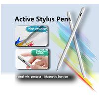Сенсорный стилус ручки портативной двойной системной смарт-чипа интегрированный карандаш для iPad2018 и Up Palm Refection оптом