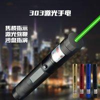 303 laser indicando lanterna caneta de alta potência de vendas de vendas de condução da escola do céu completo V25E806