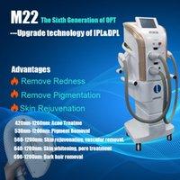 M22 OPT machine version Modular Aesthetic Laser Multi-Application shr hair remove skin rejuvenation vascular IPL Pigmenatation And redness removal
