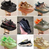جديد أحذية أطفال الطفل 700 v2 الاحذية الساكنة عاكس صبي فتاة كاني ويست 700 v3 أحذية رياضية الطين طفل المدرب الأطفال أحذية رياضية