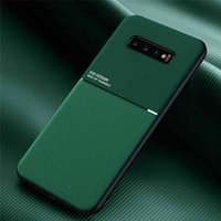 Phone Leather Case For Samsung Galaxy S10 S20 S21 Plus Ultra FE S9 S8 S10E Note 20 10 9 8 A50 A70 A12 A52 A72 5G Magnetic Covers