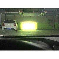 Car Headlights 56w 7200LM Automotive Laser Headlight Bulbs Lens Light Auto LED Projector Fog Lamp Modification Headlamp H11 H7 9005 9006
