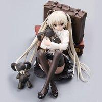 18 cm Japan Anime Action Figure Yosuga Nein Sora Kasugano Sora Modle Toys Hobbies Sammlung Abb. Home Decor Garage Kits Geschenk L0226