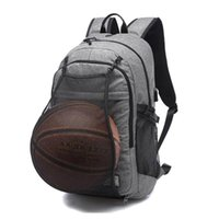 Sacs de sport pour hommes de plein air Sacs à dos Basketball Sacs d'école pour adolescent garçons Ball Ball Pack sac à balles portable sac de gymnase de football