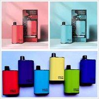 Breze Stiik Box Disposable Vapes E Cigarettes Device 900mAh Battery 3500 Puffs 7ml Pods Stick Portable Vapor Vape 6 Colors Authentic