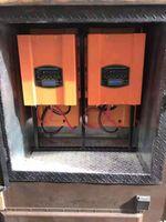 10KW DC48V AC120V240V 60Hz 하이브리드 순수 웨이브 파워 인버터 배터리 충전기 홈 오프 - 그리드 스토리지 시스템