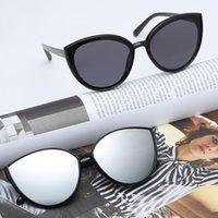 Große Katze Eye Reis Nägel Frauen Sonnenbrille Klassische Leopardenmode Trendy All Match Street Shooting Sonnenbrille Abay Fahren UV400
