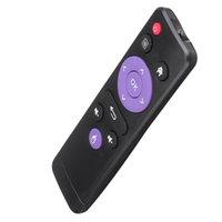 Contrôleur de télécommande IR de remplacement pour H96 MAX X3 S905X3 RK3318 H96 MINI H6 Allwinner H603 Boîte TV