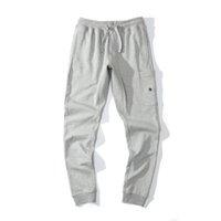 고품질 새로운 21FW 패션 망 여자 스포츠 바지 스웨트 팬츠 조깅자 캐주얼 스트리트웨어 바지 CptopStoeny 옷