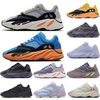 En Kaliteli Arzareth Srphym 700 V2 Erkek Kadın Koşu Ayakkabıları Alvah Eremiel Köpük Koşucu Üçlü Siyah Erkek Açık Platformu Spor Trainer Sneaker 36-46