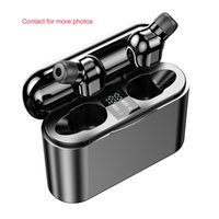 Wirless Earphone earphones Chip Transparency Metal GPS Wireless Charging Bluetooth Headphones Generation In-Ear Detection For Cell Phone