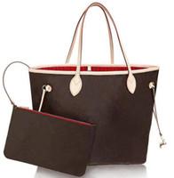 Bolso de bolso de alta calidad para mujeres Europa Color Diseñador de bolsos Lujo Classic Lámina Hombro Mensajero Bolsos Montones de bolsas de 2 piezas