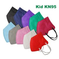KN95 colorful mask adult kid N95 factory supply Reusable 5 layer anti dust protective  face mask mascarilla ffp2