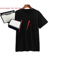Yaz Erkek Tasarımcılar T Gömlek Casual Adam Bayan Gevşek Tees Ile Baskı Kısa Kollu Üst Satmak Lüks Erkekler T Gömlek Boyutu M-XXL