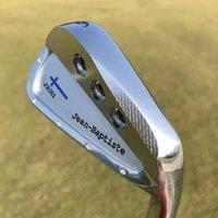 Komplette Set von Clubs Golfeisen Jean Baptiste JB301 geschmiedet (4 5 6 7 8 9 P) mit Stahlwelle
