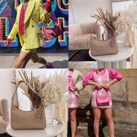 السيدات حقيبة تسوق حقيبة الإبط الكلاسيكي المرأة الشهيرة أزياء نصف القمر حقيبة يد 2021 SS سيدة النايلون الصليب الجسم حقائب الكتف حقائب اليد