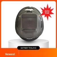 2020 nouveau gotway Tesla v2 monicycle électrique monowheel, 2000W, aucun haut-parleur Bluetooth, bouton anti-ralentis Gotway Tesla v2 amélioré