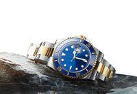 40 мм часы с надписью Kijk MAAR Sales Men Casual 116600 Швейцарская нержавеющая сталь 2813 Автоматическое движение 316L Оригинальная коробка Mens Orologio DI Механические конструкции