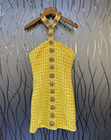 1023 xl 2021 شحن مجاني الصيف ألف خط أكمام الرسن العلامة التجارية نفس نمط اللباس الملابس النسائية كما