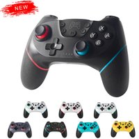 Bluetooth Pro Gamepad Controller for N-Switch NS-Switch NS Switch Console Wireless Video Game USB Joystick