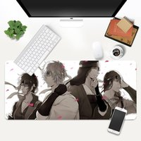 Mouse Pads & Wrist Rests Gintama Rubber PC Computer Gaming Mousepad XL Large Gamer Keyboard Desk Mat Takuo Tablet